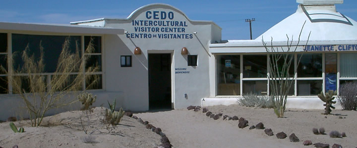 CEDO Visitor Center